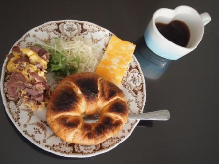 コストコ朝食